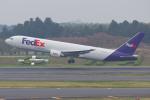 PASSENGERさんが、成田国際空港で撮影したフェデックス・エクスプレス 767-3S2F/ERの航空フォト(写真)