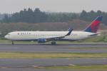 PASSENGERさんが、成田国際空港で撮影したデルタ航空 767-332/ERの航空フォト(写真)