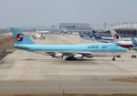 PGM200さんが、関西国際空港で撮影した大韓航空 747-4B5の航空フォト(写真)