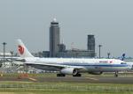 tuckerさんが、成田国際空港で撮影した中国国際航空 A330-343Eの航空フォト(写真)