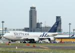 tuckerさんが、成田国際空港で撮影したチャイナエアライン 747-409の航空フォト(写真)