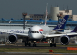 tuckerさんが、成田国際空港で撮影したブリティッシュ・エアウェイズ 787-9の航空フォト(写真)