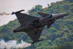 takaRJNSさんが、ランカウイ国際空港で撮影したタイ王国空軍 JAS39 GRIPENの航空フォト(写真)