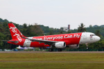 takaRJNSさんが、ランカウイ国際空港で撮影したエアアジア A320-216の航空フォト(写真)