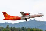 takaRJNSさんが、ランカウイ国際空港で撮影したファイアフライ航空 ATR-72-500 (ATR-72-212A)の航空フォト(写真)