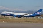 takikoki50000さんが、小松空港で撮影したシルクウェイ・ウェスト・エアラインズ 747-83QFの航空フォト(写真)