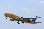 いんふぃさんが、広島空港で撮影した全日空 777-281/ERの航空フォト(写真)