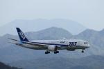 いんふぃさんが、広島空港で撮影した全日空 787-881の航空フォト(写真)