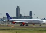 tuckerさんが、成田国際空港で撮影したスカンジナビア航空 A340-313Xの航空フォト(写真)