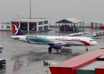 Asamaさんが、マカオ国際空港で撮影したマカオ航空 A321-231の航空フォト(写真)