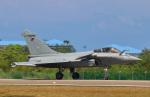 takaRJNSさんが、ランカウイ国際空港で撮影したフランス空軍 Rafale Cの航空フォト(写真)