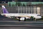 turenoアカクロさんが、成田国際空港で撮影した香港エクスプレス A320-232の航空フォト(写真)
