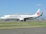 きつねさんが、伊丹空港で撮影したJALエクスプレス 737-846の航空フォト(写真)