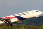 takaRJNSさんが、ランカウイ国際空港で撮影したマレーシア航空 737-8H6の航空フォト(写真)