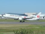 きつねさんが、伊丹空港で撮影した日本航空 767-346/ERの航空フォト(写真)