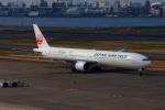 KAZKAZさんが、羽田空港で撮影した日本航空 777-346の航空フォト(写真)