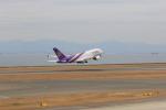 N-OITAさんが、中部国際空港で撮影したタイ国際航空 A380-841の航空フォト(写真)