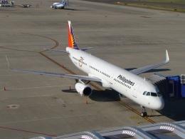 ukokkeiさんが、中部国際空港で撮影したフィリピン航空 A321-231の航空フォト(写真)