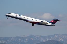 チャッピー・シミズさんが、小松空港で撮影したアイベックスエアラインズ CL-600-2C10 Regional Jet CRJ-702ERの航空フォト(写真)
