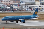 tabi0329さんが、福岡空港で撮影したベトナム航空 A321-231の航空フォト(写真)