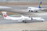 tabi0329さんが、福岡空港で撮影した日本エアコミューター DHC-8-402Q Dash 8の航空フォト(写真)