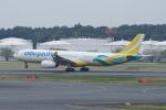 pringlesさんが、成田国際空港で撮影したセブパシフィック航空 A330-343Eの航空フォト(写真)
