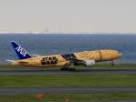 kikiさんが、羽田空港で撮影した全日空 777-281/ERの航空フォト(写真)