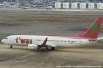 tabi0329さんが、福岡空港で撮影したティーウェイ航空 737-8K5の航空フォト(写真)
