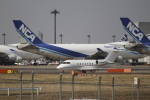 とらとらさんが、成田国際空港で撮影したウェルズ・ファーゴ・バンク・ノースウェスト CL-600-2B16 Challenger 601-3Aの航空フォト(写真)
