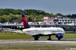 吉田高士さんが、成田国際空港で撮影したデルタ航空 757-26Dの航空フォト(写真)