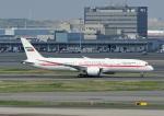 じーく。さんが、羽田空港で撮影したアミリ フライト 787-9の航空フォト(写真)