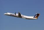 LOTUSさんが、伊丹空港で撮影した日本エアコミューター DHC-8-402Q Dash 8の航空フォト(写真)