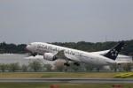 ☆ライダーさんが、成田国際空港で撮影したエア・インディア 787-8 Dreamlinerの航空フォト(写真)
