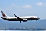 we love kixさんが、関西国際空港で撮影した中国国際航空 737-89Lの航空フォト(写真)