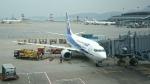 あおちゃんさんが、香港国際空港で撮影した全日空 737-781の航空フォト(写真)
