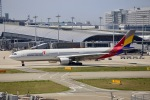 junjunskywalkerさんが、関西国際空港で撮影したアシアナ航空 A330-323Xの航空フォト(写真)