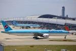 junjunskywalkerさんが、関西国際空港で撮影した大韓航空 777-3B5/ERの航空フォト(写真)