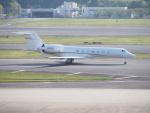 HANEDA 747さんが、成田国際空港で撮影したウェルズ・ファーゴ・バンク・ノースウェスト G500/G550 (G-V)の航空フォト(写真)
