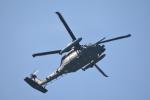 じぃじさんが、芦屋基地で撮影した航空自衛隊 UH-60Jの航空フォト(写真)
