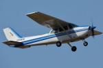 (`・ω・´)さんが、調布飛行場で撮影した個人所有 172P Skyhawk IIの航空フォト(写真)