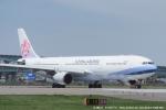 tabi0329さんが、福岡空港で撮影したチャイナエアライン A330-302の航空フォト(写真)