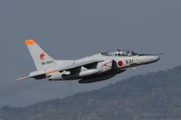 なぞたびさんが、名古屋飛行場で撮影した航空自衛隊 T-4の航空フォト(写真)
