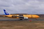 yumeさんが、新千歳空港で撮影した全日空 777-281/ERの航空フォト(写真)