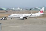 apphgさんが、小松空港で撮影したJALエクスプレス 737-846の航空フォト(写真)