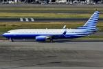 sky77さんが、羽田空港で撮影したEIE Eagle Inc 737-8EQ BBJ2の航空フォト(写真)