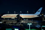 harahara555さんが、羽田空港で撮影したアミリ フライト 787-9の航空フォト(写真)