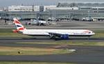 pringlesさんが、羽田空港で撮影したブリティッシュ・エアウェイズ 777-336/ERの航空フォト(写真)