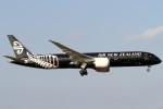 Itami Spotterさんが、成田国際空港で撮影したニュージーランド航空 787-9の航空フォト(写真)