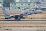 apphgさんが、小松空港で撮影した航空自衛隊 F-15DJ Eagleの航空フォト(写真)