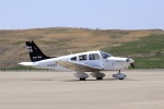 ドリさんが、福島空港で撮影したエアロラボ PA-28-161 Cherokee Warrior IIの航空フォト(写真)